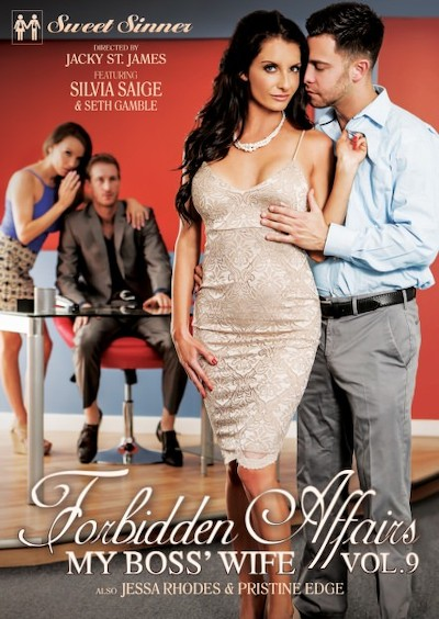 Forbidden Affairs #09 _ My Boss's Wife Porn DVD on Mile High Media with Jessa Rhodes, Pristine Edge, Silvia Saige, Seth Gamble, Ryan Mclane