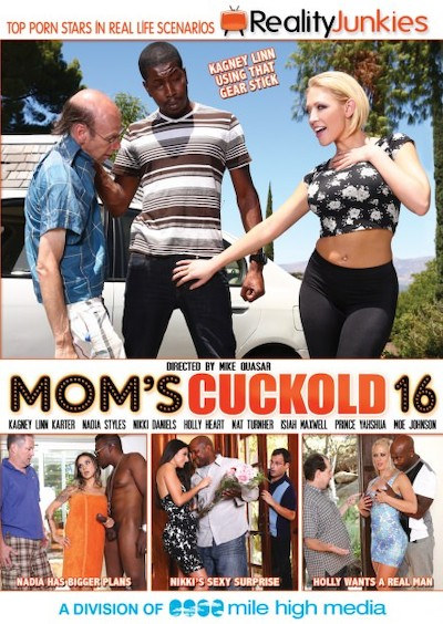 Mom's Cuckold #16 Reality Porn DVD on RealityJunkies with Holly Heart