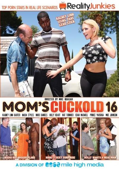 Mom's Cuckold #16 Porn DVD on Mile High Media with Holly Heart, Isiah Maxwell, Moe Johnson, Kagney Linn Karter, Nadia Styles, Nat Turner, Prince Yahshua, Nikki Daniels