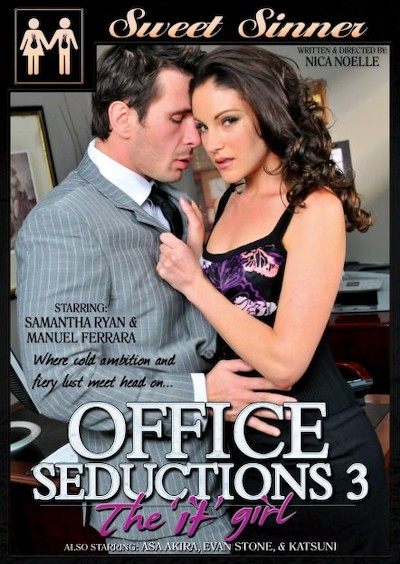 Office Seductions #03 Porn DVD on Mile High Media with Asa Akira, Evan Stone, Katsumi, Samantha Ryan, Manuel Ferrara