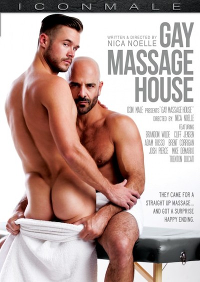 Gay Massage House - Adam Russo, Cliff Jensen, Brandon Wilde, Mike Demarko, Joshua Pierce, Brent Corrigan, Trenton Ducati
