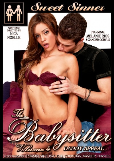 The Babysitter Volume 04 Porn DVD on Mile High Media with Christian, Melanie Rios, Nica Noelle, Raylene, Xander Corvus, Natasha Nice