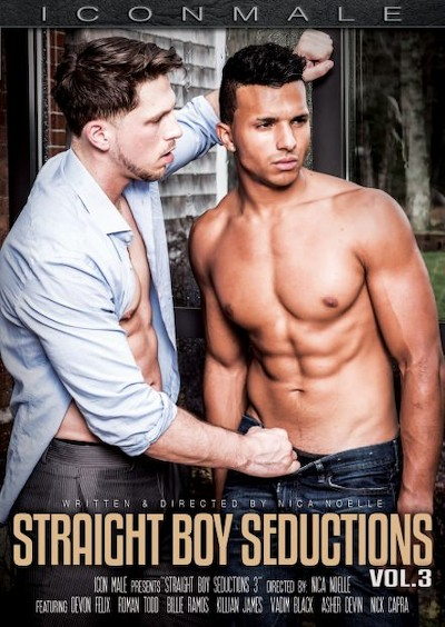 Straight Boy Seductions 3 - Asher Devon, Devon Felix, Billie Ramos, Roman Todd, Vadim Black, Killian James, Nick Capra