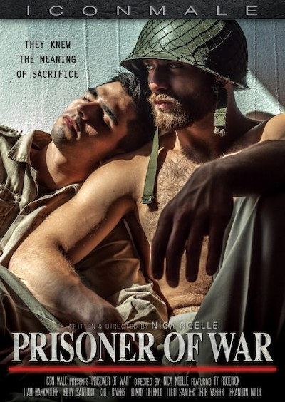 Prisoner Of War - Billy Santoro, Brandon Wilde, Colt Rivers, Liam Harkmoore, Tommy Defendi, Rob Yaeger, Ty Roderick, Ludo Sander