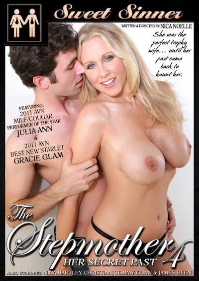 The New Stepmother #04 Porn DVD on Mile High Media with Christian, James Deen, Julia Ann, Nina Hartley, Tommy Gunn, Gracie Glam