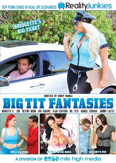 Big Tit Fantasies Reality Porn DVD on RealityJunkies with Alan Stafford