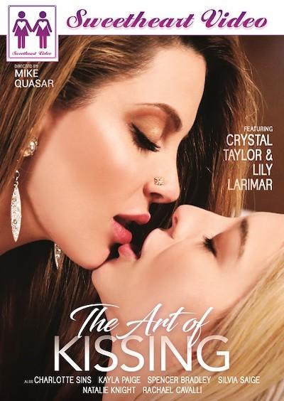The Art of Kissing Porn DVD on Mile High Media with Silvia Saige, Natalie Knight, Rachael Cavalli, Charlotte Sins, Lily Larimar, Spencer Bradley, Crystal Taylor, Kayla Paige