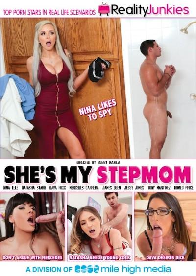She's My Stepmom Reality Porn DVD on RealityJunkies with Dava Foxx