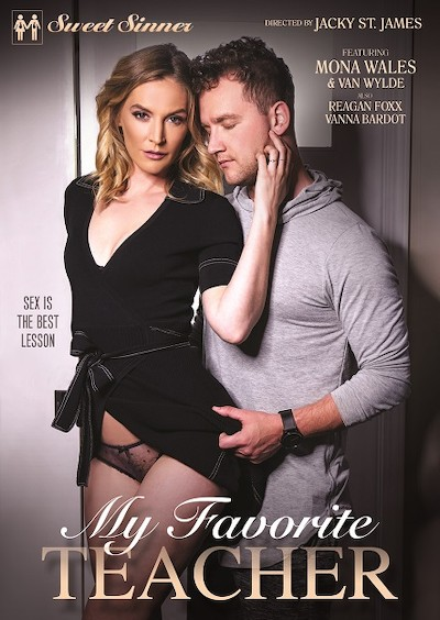 My Favorite Teacher Premium Porn DVD on SweetSinners with Van Wylde