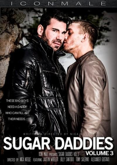 Sugar Daddies 3 - Alexander Gustavo, Billy Santoro, Tony Salerno, Jaxton Wheeler
