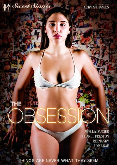 The Obsession Porn DVD on Mile High Media with Adria Rae, Abella Danger, Chanel Preston, Logan Pierce, Michael Vegas, Jay Smooth, Reena Sky