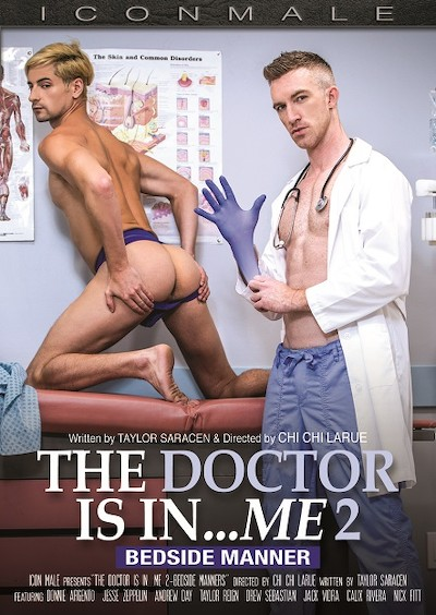 The Doctor Is In Me Volume 2: Beside Manner - Nick Fitt, Taylor Reign, Calix Rivera, Drew Sebastian, Jack Vidra, Donnie Argento, Jesse Zeppelin, Andrew Day