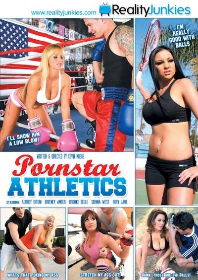 Pornstar Athletics Reality Porn DVD on RealityJunkies with Britney Amber