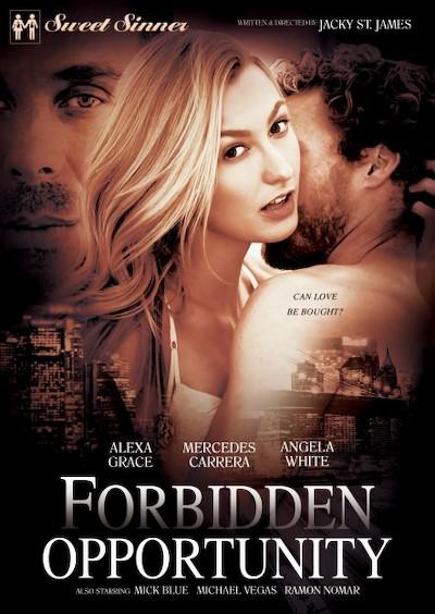 Forbidden Opportunity Porn DVD on Mile High Media with Alexa Grace, Angela White, Mick Blue, Michael Vegas, Tommy Gunn
