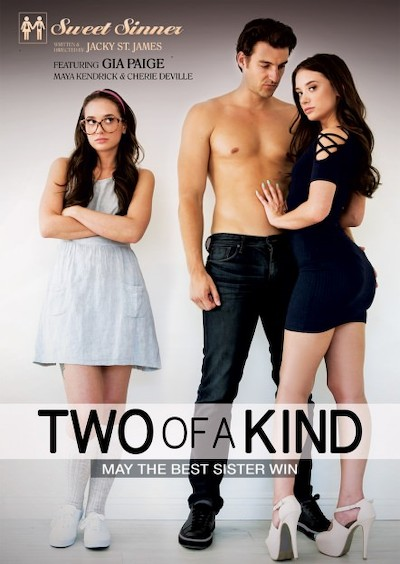 Two Of A Kind Porn DVD on Mile High Media with Gia Paige, Cherie DeVille, Isiah Maxwell, Jay Smooth, Van Wylde, Ryan Mclane, Maya Kendrick