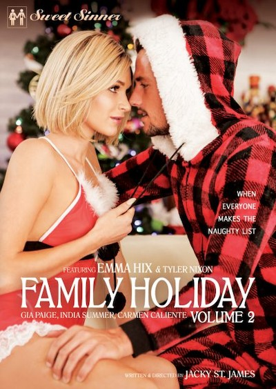 Family Holiday #02 Porn DVD on Mile High Media with Emma Hix, Gia Paige, Carmen Caliente, Damon Dice, India Summer, Van Wylde, Tyler Nixon, Ryan Driller