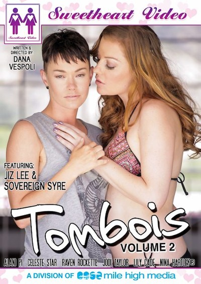 Tombois #02 Porn DVD on Mile High Media with Alani Pi, Celeste Star, Jodi Taylor, Jiz Lee, Lily Cade, Raven Rockette, Nina Hartley, Sovereign Syre