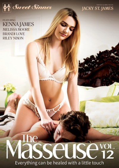 The Masseuse #12 Porn DVD on Mile High Media with Damon Dice, Isiah Maxwell, Kenna James, Lucas Frost, Riley Nixon, Ramon Nomar, Brandi Love, Melissa Moore