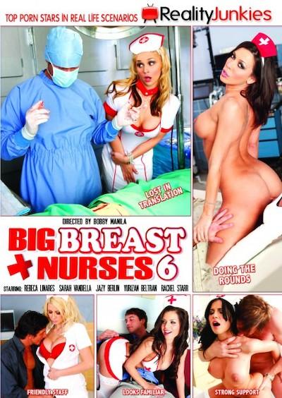 Big Breast Nurses #06 Reality Porn DVD on RealityJunkies with Barry Scott