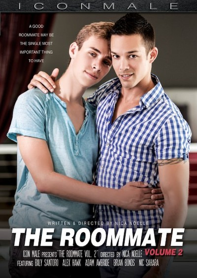 The Roommate #02 - Adam Awbride, Alex Hawk, Billy Santoro, Brian Bonds, Nic Sahara