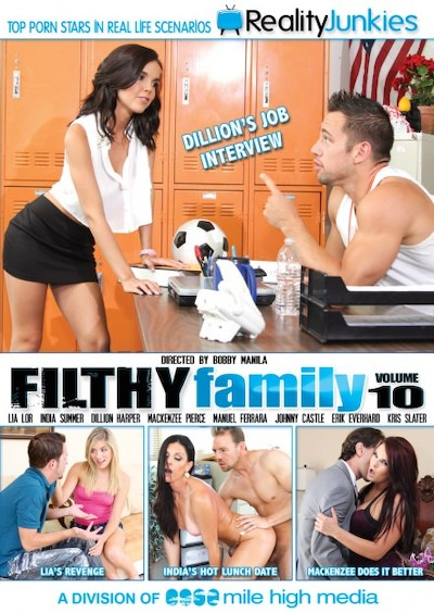 Filthy Family #10