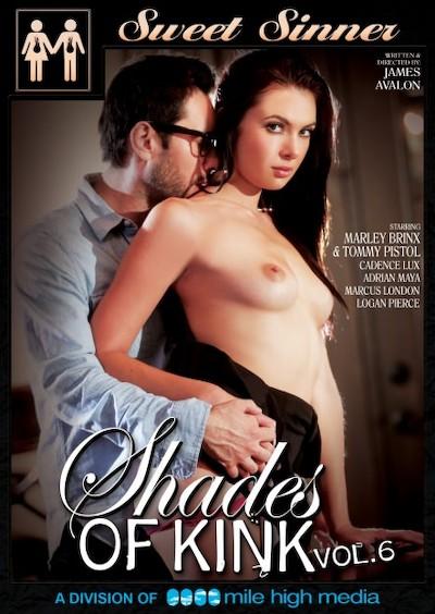 Shades of Kink #06 Porn DVD on Mile High Media with Adrian Maya, Cadence Lux, Logan Pierce, Marcus London, Marley Brinx, Tommy Pistol