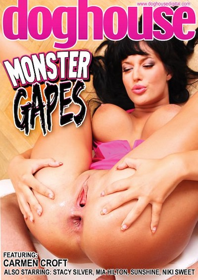 Monster Gapes Porn DVD on Mile High Media with Denis Reed, Benito Moss, Claudio Pedro, George Uhl, Carmen Croft, Mark Zicha, Mia Hilton, Niki Sweet, Sunshine, Stacy Silver