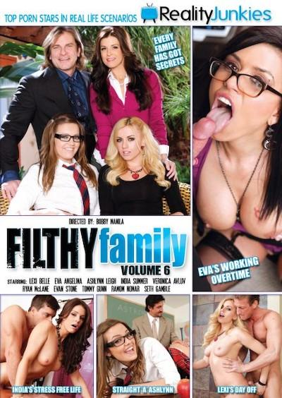 Filthy Family Volume 06 Reality Porn DVD on RealityJunkies with Evan Stone