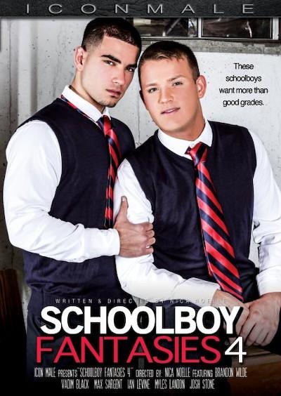 Schoolboy Fantasies 4 - Brandon Wilde, Ian Levine, Max Sargent, Josh Stone, Myles Landon, Vadim Black