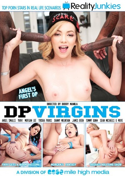 DP Virgins Reality Porn DVD on RealityJunkies with Angel Smalls