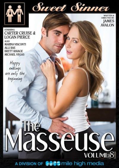 The Masseuse #08 Porn DVD on Mile High Media with Alli Rae, Brett Ravage, Carter Cruise, Logan Pierce, Marina Visconti, Michael Vegas