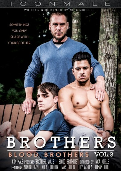 Brothers 3 - Buddies - Armond Rizzo, Hans Berlin, Roman Todd, Troy Accola, Kory Houston