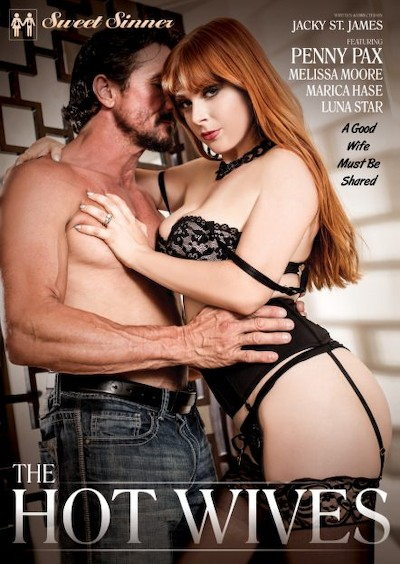 The Hot Wives Porn DVD on Mile High Media with Isiah Maxwell, Logan Pierce, Marica Hase, Luna Star, Ramon Nomar, Penny Pax, Tommy Gunn, Toni Ribas, Ryan Mclane, Melissa Moore