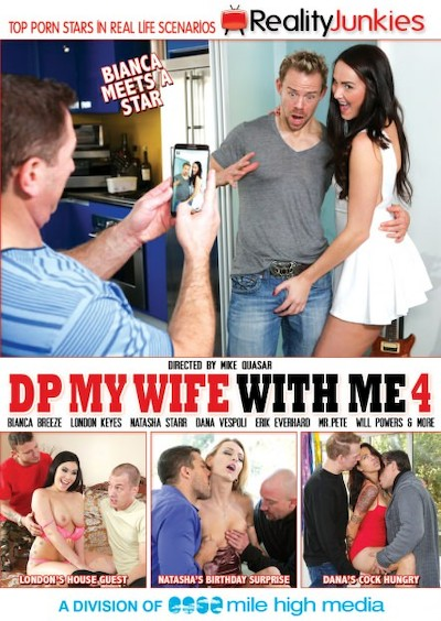 DP My Wife With Me #04 Reality Porn DVD on RealityJunkies with Dana Vespoli