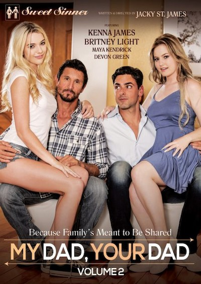 My Dad, Your Dad #02 Porn DVD on Mile High Media with Britney Light, Devon Green, Kenna James, Ramon Nomar, Tommy Gunn, Steve Holmes, Ryan Driller, Maya Kendrick