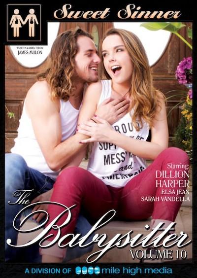 The Babysitter #10 Porn DVD on Mile High Media with Dillion Harper, Elsa Jean, Logan Pierce, Michael Vegas, Sarah Vandella, Tyler Nixon