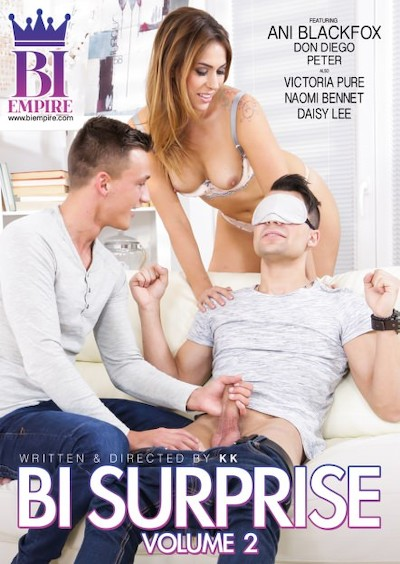 Bi Surprise #02 Bisexual Orgy on Bi Empire with Alessandro Katz