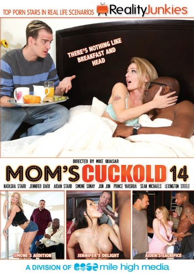 Mom's Cuckold #14 Reality Porn DVD on RealityJunkies with Aiden Starr