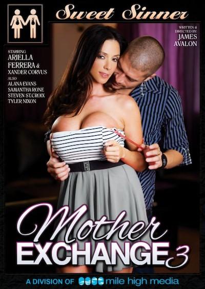 Mother Exchange #03 Porn DVD on Mile High Media with Alana Evans, Ariella Ferrera, Tyler Nixon, Samantha Rone, Xander Corvus, Steven St. Croix