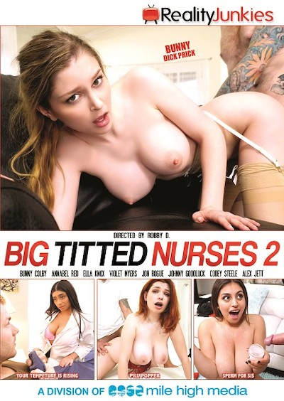 Big Titted Nurses Volume 2 Reality Porn DVD on RealityJunkies with Ella Knox