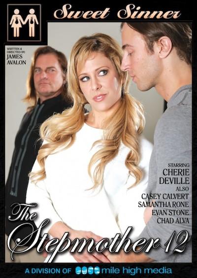 The New Stepmother #12 Porn DVD on Mile High Media with Casey Calvert, Evan Stone, Cherie DeVille, Chad Alva, Samantha Rone