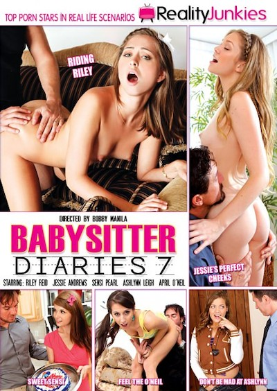 Babysitter Diaries #07 Reality Porn DVD on RealityJunkies with Alec Knight