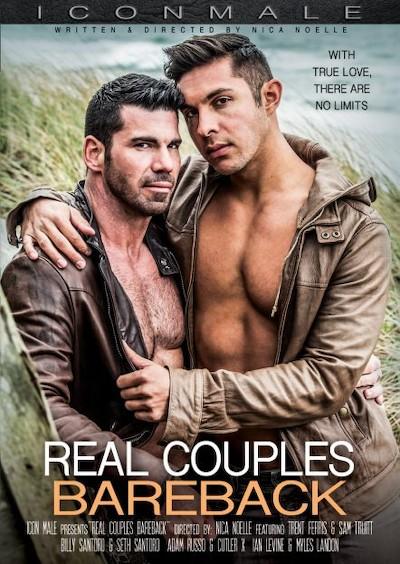 Real Couples Bareback - Adam Russo, Billy Santoro, Cutler X, Ian Levine, Sam Truitt, Myles Landon, Seth Santoro, Trent Ferris