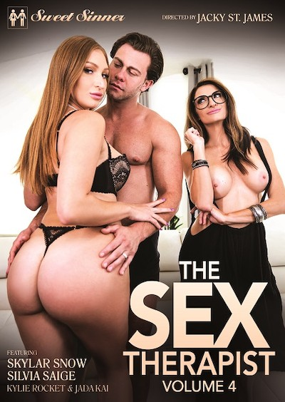 The Sex Therapist Vol. 4 Porn DVD on Mile High Media with Silvia Saige, Nathan Bronson, Robby Echo, Seth Gamble, Ryan Mclane, Jada Kai, Skylar Snow, Kylie Rocket