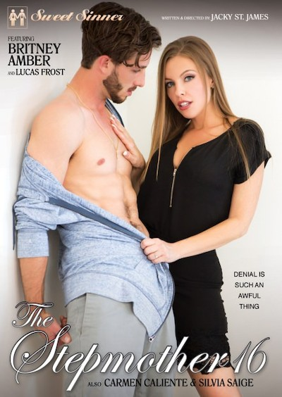 The New Stepmother #16 Porn DVD on Mile High Media with Britney Amber, Carmen Caliente, Marcus London, Lucas Frost, Silvia Saige