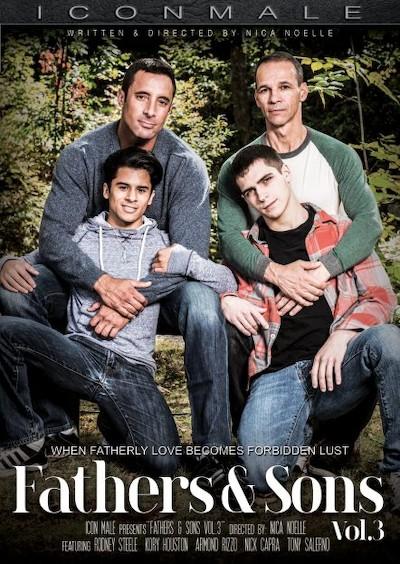 Fathers And Step-Sons 3 - Armond Rizzo, Rodney Steele, Tony Salerno, Kory Houston, Nick Capra