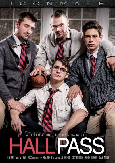 Hall Pass - Blaze Austin, Michael Delray, JD Phoenix, Kory Houston