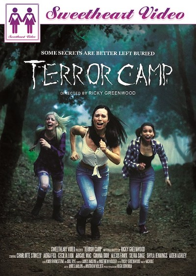 Terror Camp Porn DVD on Mile High Media with Aiden Ashley, Aidra Fox, Abigail Mac, Alexis Fawx, Gianna Dior, Charlotte Stokely, Shyla Jennings, Cecilia Lion