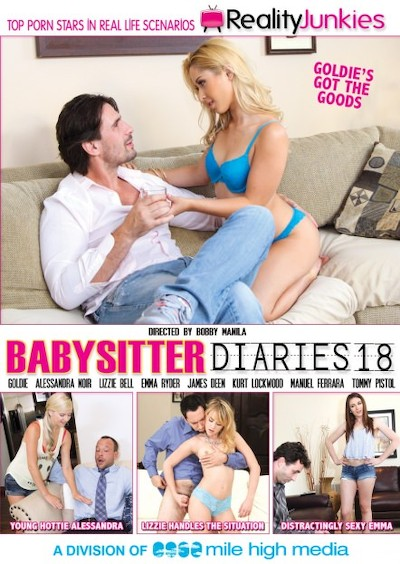 Babysitter Diaries #18 Reality Porn DVD on RealityJunkies with Alessandra Noir