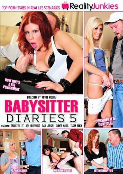 Babysitter Diaries #05 Porn DVD on Mile High Media with Alec Knight, Ash Hollywood, Eric John, Dani Jensen, Brooklyn Lee, Eric Masterson, Christian, Mark Wood, Zoey Holloway, Tasha Reign, Tanner Mayes